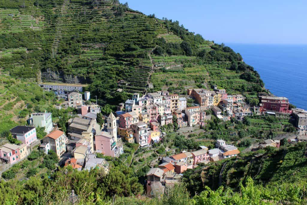 Les guides pratiques 2019 pour visiter les Cinque Terre